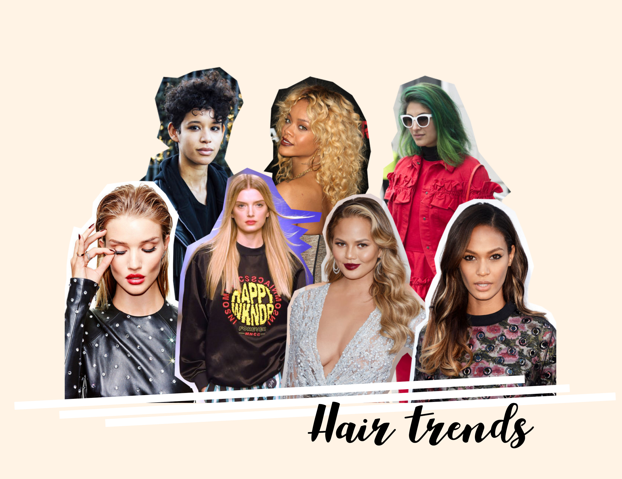 Hairforce 1 trends