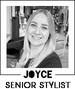 Joyce, Senior stylist, Heemstede